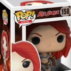 2016 Funko Pop Red Sonja Vinyl Figures