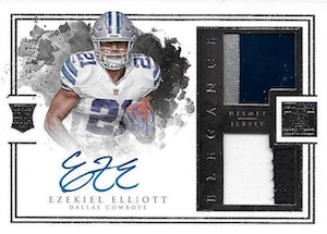2016 Panini Impeccable Football Cards 24
