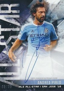 2016 Topps Apex MLS Major League Soccer Cards - Product Review & Hit Gallery Added 21