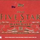 2016 Topps Five Star Baseball Cards