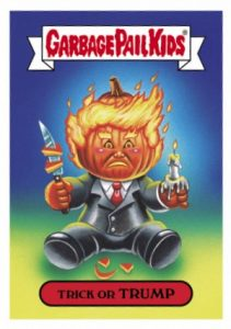 2016 Topps Garbage Pail Kids Halloween Stickers 21