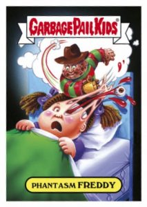 2016 Topps Garbage Pail Kids Halloween Stickers 24