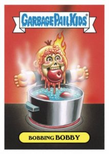 2016 Topps Garbage Pail Kids Halloween Stickers 27