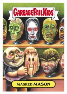 2016 Topps Garbage Pail Kids Halloween Stickers 28