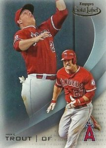 2016 Topps Gold Label Baseball Cards 25