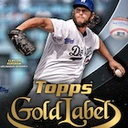 2016 Topps Gold Label Baseball Cards