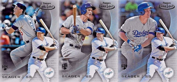 2016-topps-gold-label-corey-seager-rc-75