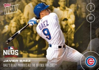 2016 Topps Now Baseball Cards 49