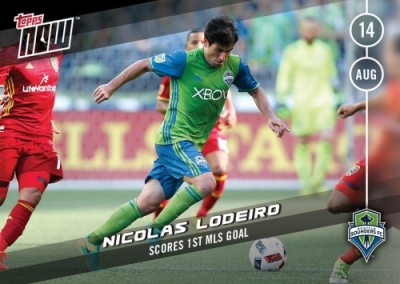 2016 Topps Now MLS Soccer Cards - MLS Cup 21