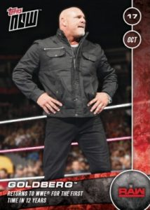 2016 Topps Now WWE Trading Cards 26