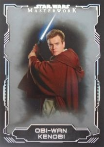 2016 Topps Star Wars Masterwork Trading Cards 23