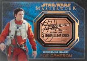 2016 Topps Star Wars Masterwork Trading Cards 32