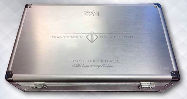 2016 Topps Transcendent Collection Baseball Cards 1