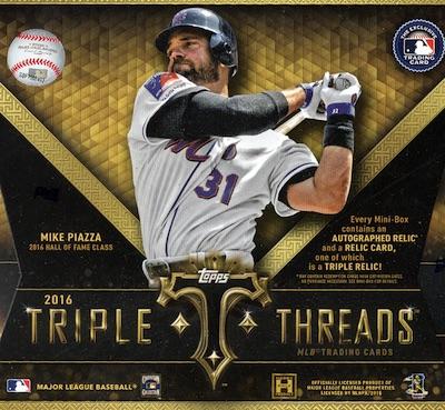 2016-topps-triple-threads-baseball-hobby-box