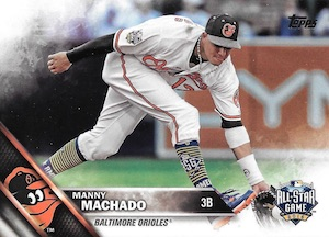 2016 Topps Update Series Baseball Variations Checklist and Gallery 20