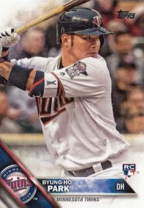 2016 Topps Update Series Baseball Variations Checklist and Gallery 32