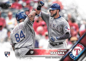 2016 Topps Update Series Baseball Variations Checklist and Gallery 50