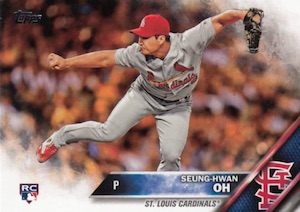 2016 Topps Update Series Baseball Variations Checklist and Gallery 99
