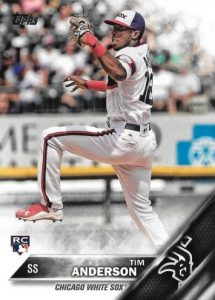 2016 Topps Update Series Baseball Variations Checklist and Gallery 105