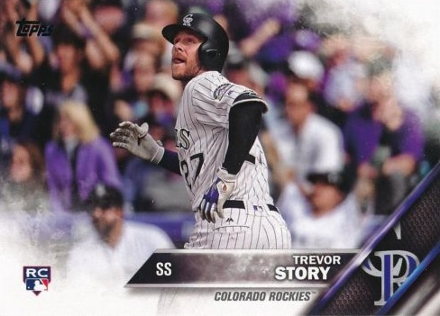 2016 Topps Update Series Baseball Variations Checklist and Gallery 83