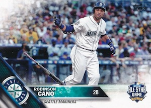 2016 Topps Update Series Baseball Variations Checklist and Gallery 101
