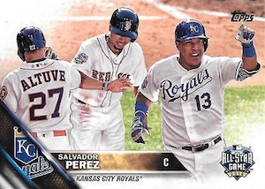 2016 Topps Update Series Baseball Variations Checklist and Gallery 72