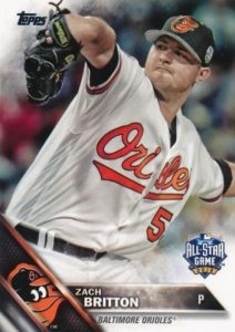 2016 Topps Update Series Baseball Variations Checklist and Gallery 80