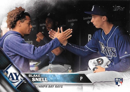 2016 Topps Update Series Baseball Variations Checklist and Gallery 35