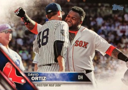 2016 Topps Update Series Baseball Variations Checklist and Gallery 96