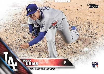 2016 Topps Update Series Baseball Variations Checklist and Gallery 27