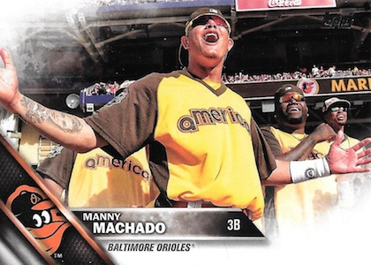 2016 Topps Update Series Baseball Variations Checklist and Gallery 21