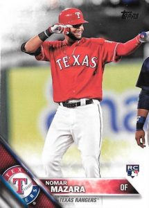 2016 Topps Update Series Baseball Variations Checklist and Gallery 51