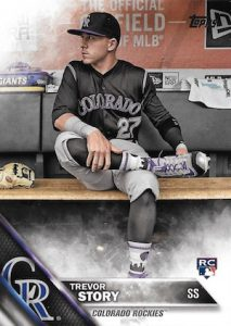 2016 Topps Update Series Baseball Variations Checklist and Gallery 84