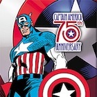 2016 Upper Deck Captain America 75th Anniversary Trading Cards