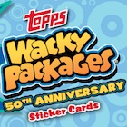 2017 Topps Wacky Packages 50th Anniversary Trading Cards
