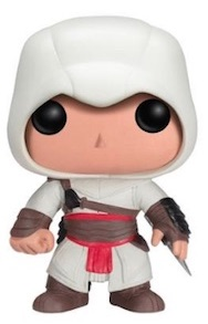Ultimate Funko Pop Assassin's Creed Vinyl Figures List and Gallery 1