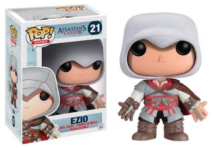 Ultimate Funko Pop Assassin's Creed Vinyl Figures List and Gallery 22