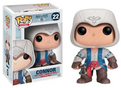 Ultimate Funko Pop Assassin's Creed Vinyl Figures List and Gallery 25