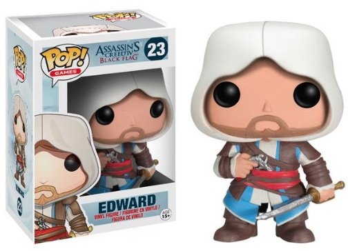 Ultimate Funko Pop Assassin's Creed Vinyl Figures List and Gallery 26