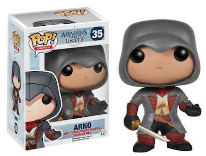 Ultimate Funko Pop Assassin's Creed Vinyl Figures List and Gallery 29