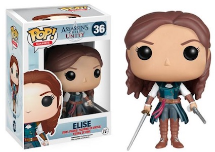 Ultimate Funko Pop Assassin's Creed Vinyl Figures List and Gallery 30
