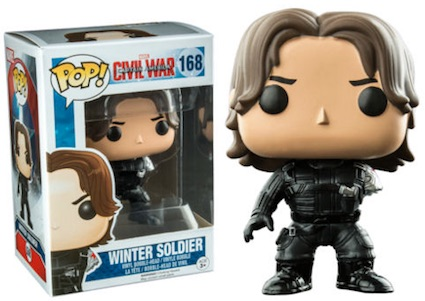 Funko Pop Captain America Civil War Vinyl Figures 20