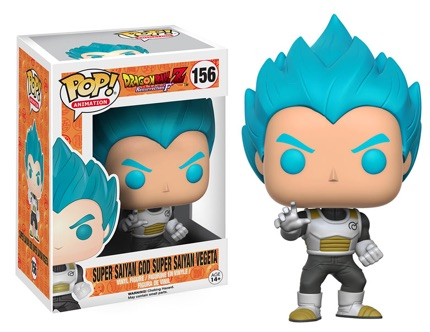 Ultimate Funko Pop Dragon Ball Z Figures Checklist and Gallery 34