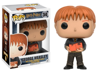 Funko Pop Harry Potter 34 George Weasley