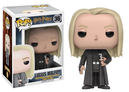 Funko Pop Harry Potter 36 Lucius Malfoy