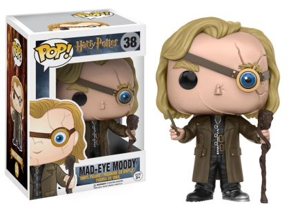 Funko Pop Harry Potter 38 Mad-Eye Moody