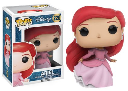 Ultimate Funko Pop Little Mermaid Figures Gallery and Checklist 6