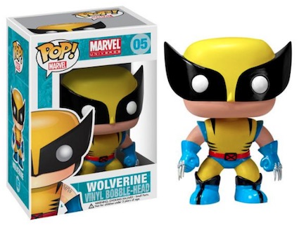 Ultimate Funko Pop Wolverine Figures Checklist and Gallery 1