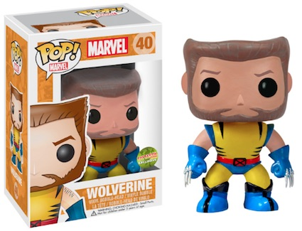 Ultimate Funko Pop X-Men Vinyl Figures Checklist and Gallery 15
