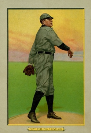 Top 10 Cy Young Baseball Cards 9